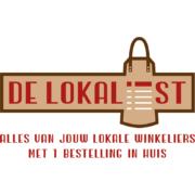 De Lokalist logo + Payoff